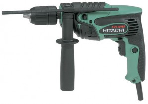 Дрель ударная Hitachi FDV16VB2 (550 Вт, БЗП.13мм, 1,6кг, кейс)