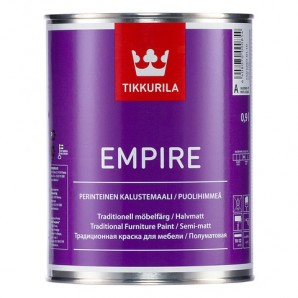 Краска Tikkurila EMPIRE A для мебели 0.9 л