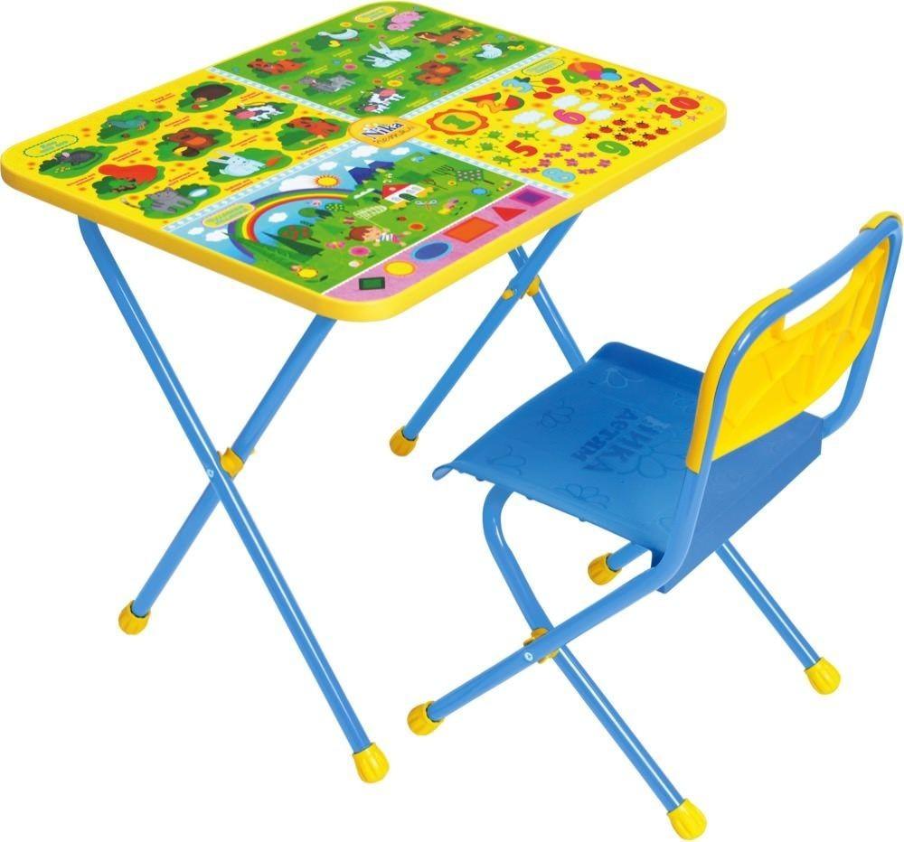 Стульчик со столиком