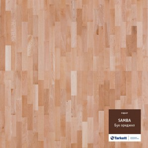 Паркетная доска Tarkett Samba Beech Original Cl Tl 1123 Бук Оригинал