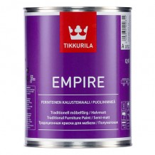 Краска Tikkurila EMPIRE C для мебели 0.225 л